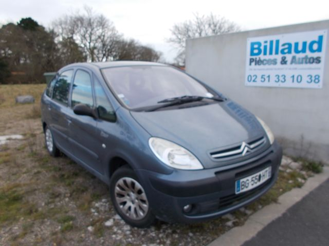 photo vehicule occasion citroen picasso 1.8 i ( 115 ) 1.8 i ( 115 )