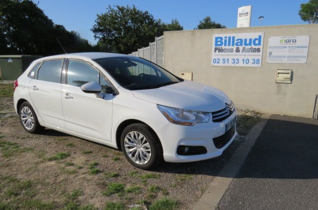 photo vehicule occasion citroen c4 ii 1,6 hdi (92) 1.6 hdi (92)