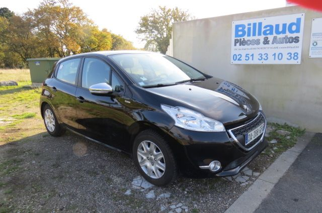 photo vehicule occasion peugeot 208 1.6 hdi (92) 1.6 hdi (92)