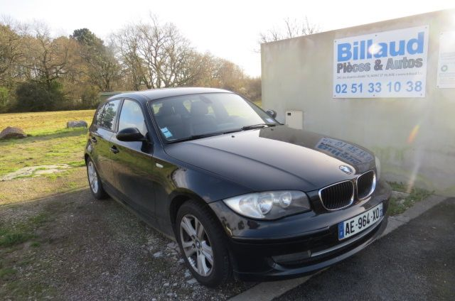 photo vehicule occasion bmw 118 d ( e 87 ii ) 2,0d  ( 143 ) 2.0 l e 87