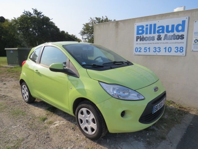 photo vehicule occasion ford ka ii 1.2 (70) ii 1.2 (70)